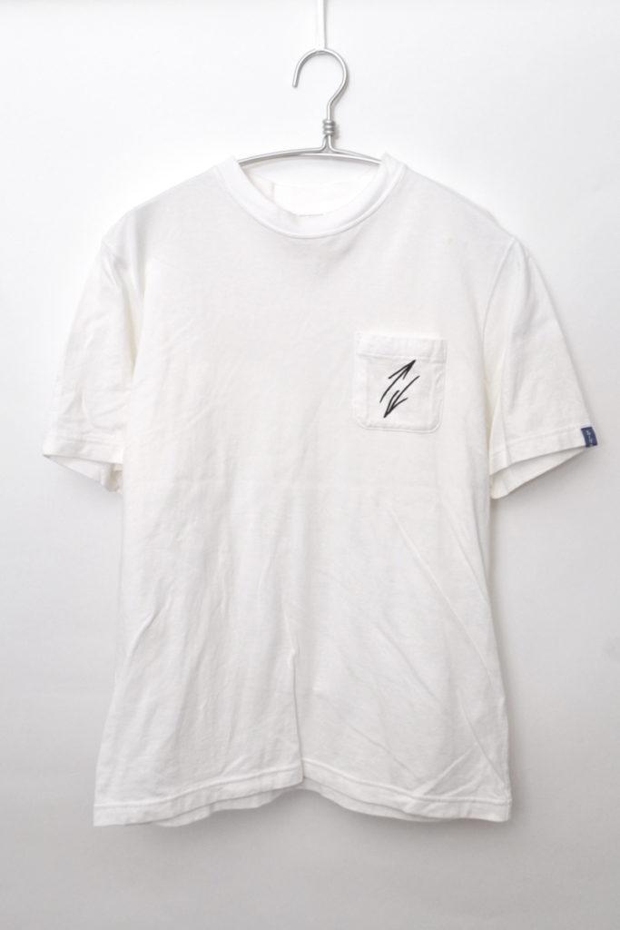 LW吊り天竺 mogno6 ポケットアローTシャツ