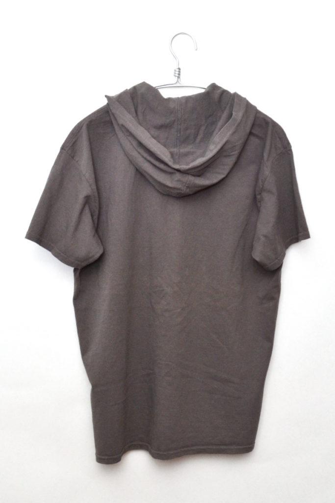 後付けフード Tシャツ 半袖パーカーの買取実績画像