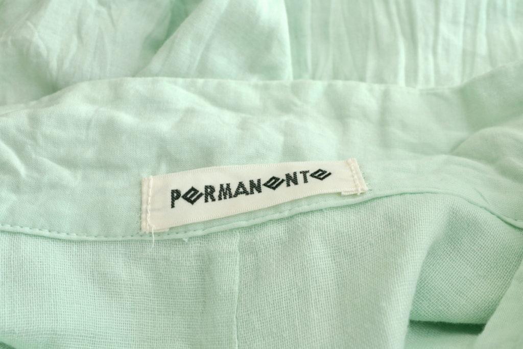 PERMANENTE/ダブルガーゼ 縮絨加工ジャケットの買取実績画像