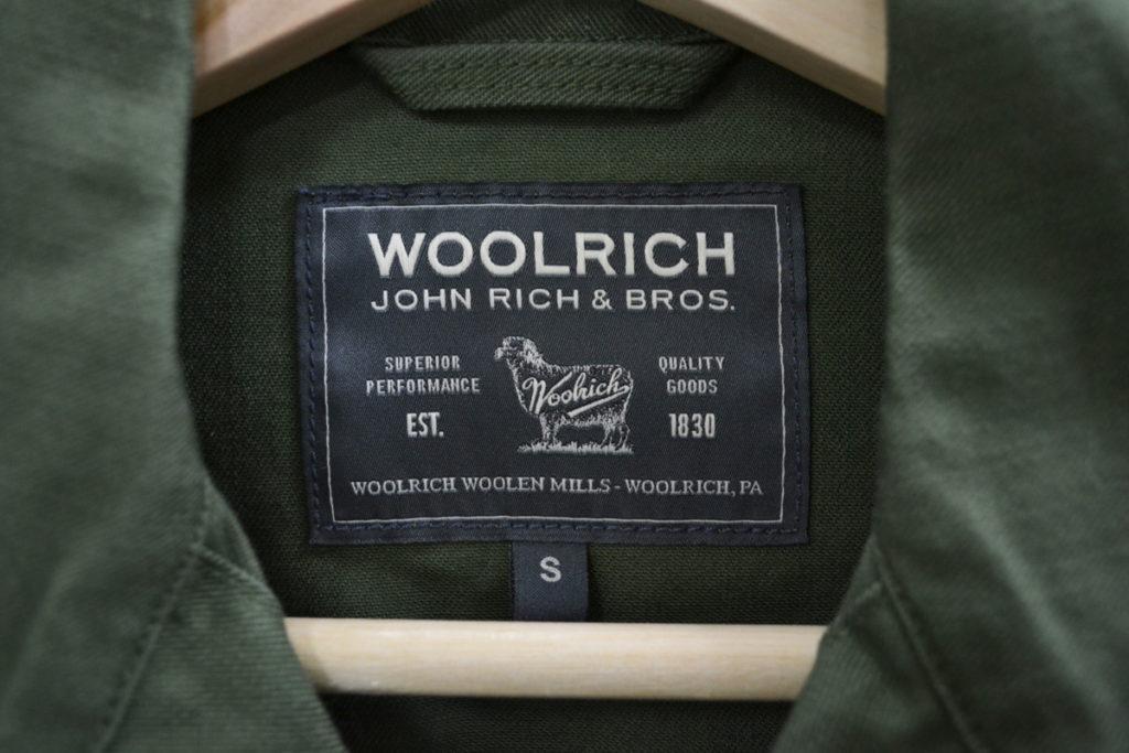 2016AW/BDU SHIRT JACKET ジャングルファティーグジャケットの買取実績画像