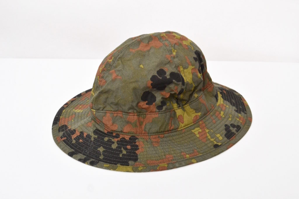 US NAVY HAT Dot.Camouflage カモフラージュ柄 ハット