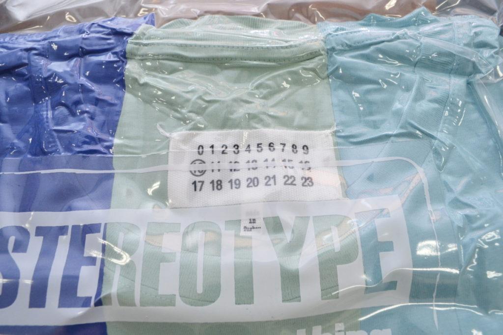 2018SS/3 pack tee shirt パックTシャツの買取実績画像