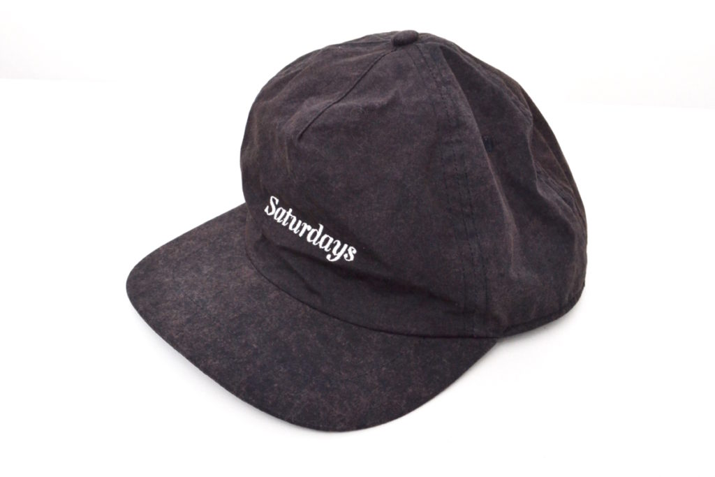 18SS/Stanley Mineral Hat ロゴ キャップ