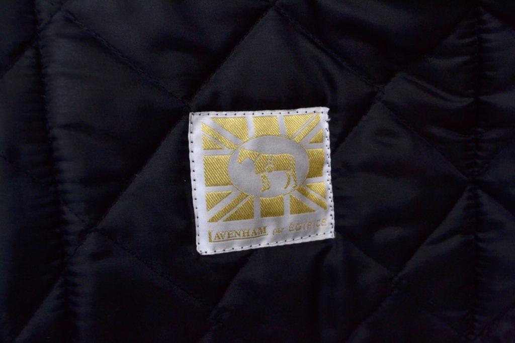 LEXHAM レクサム キルティングジャケットの買取実績画像