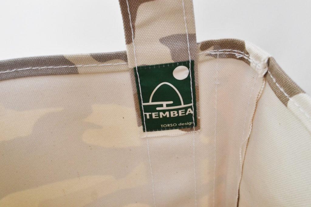 BAGUETTE TOTE PRINT CAMO コットンキャンバス バゲットトートバッグの買取実績画像