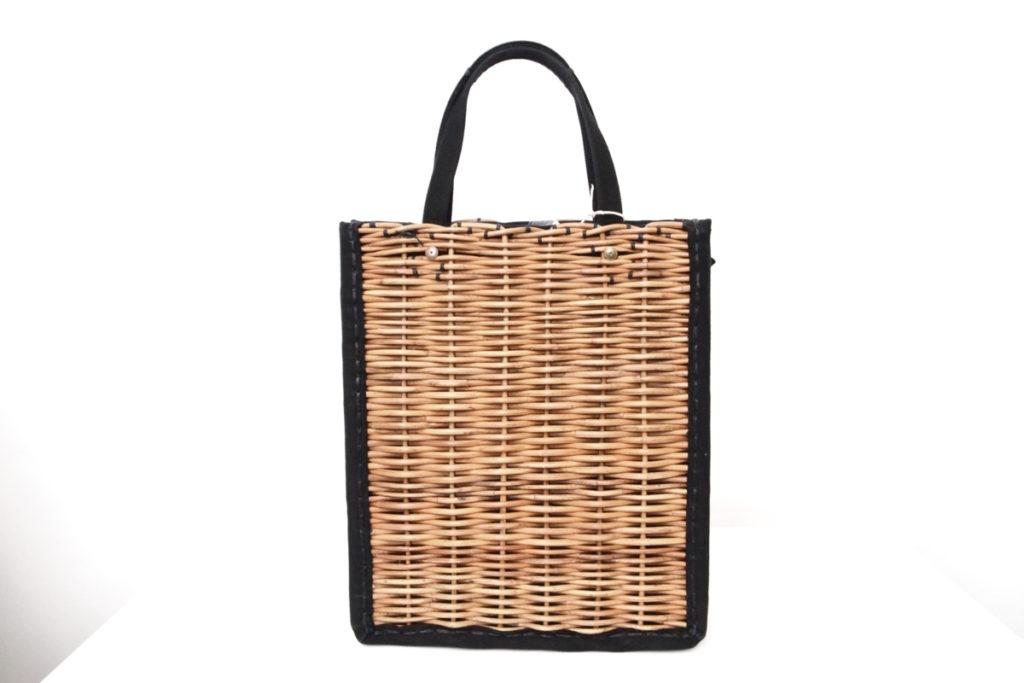 かご袋シリーズ 防水キャンバスバッグ