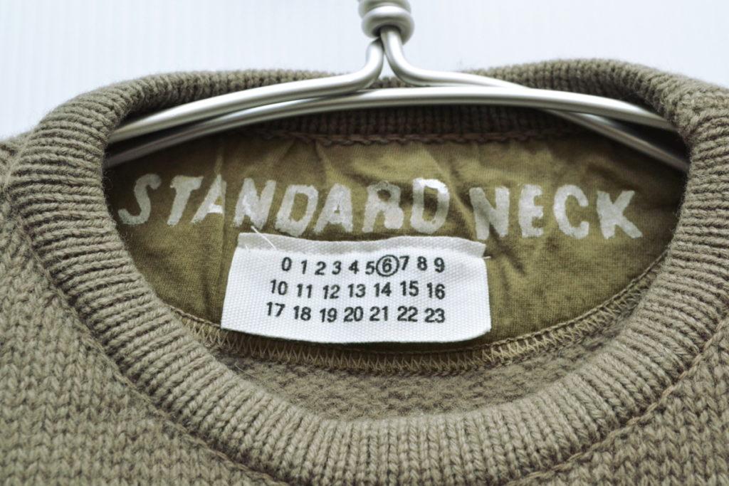 2000s KOKONOE/LA MISS DEANNA/STANDARD NECK ニットプルオーバーの買取実績画像