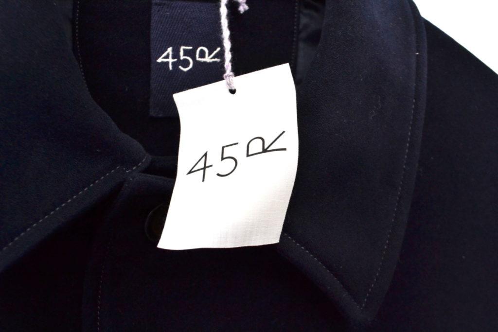 コットンフランネルの908ダウンブルゾン ダウンジャケットの買取実績画像