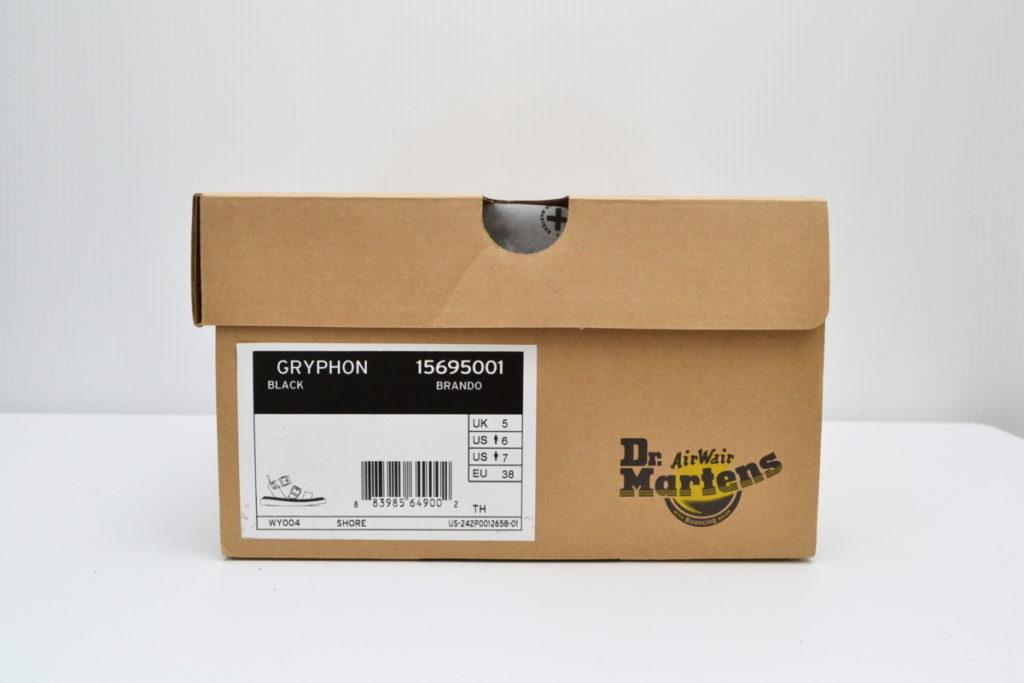 GRYPHON STRAP SANDAL グリフォン ストラップサンダルの買取実績画像