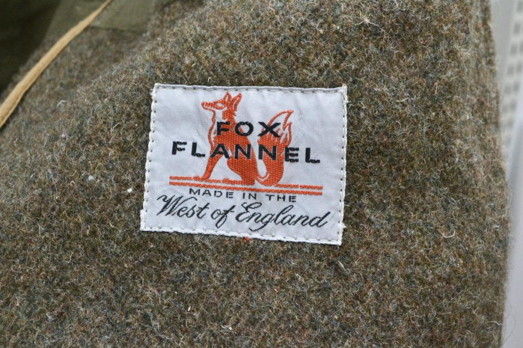 2014AW/TRENCH DUFFLE FOX FLANNEL トレンチダッフル コートの買取実績画像