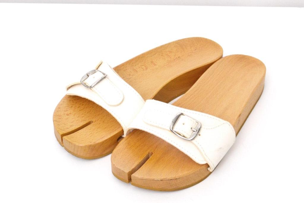 足袋 ウッドサンダル