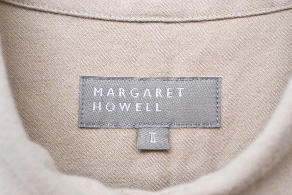 コットンウール フランネル ミリタリー ロングプルオーバーシャツの買取実績画像