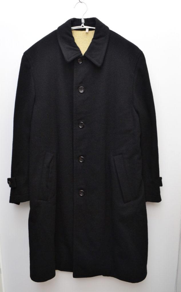 AD1997/ダブルフェイス メルトン シングルコート
