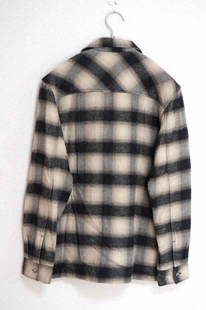 Concho Button 50's SHIRT コンチョボタン チェックシャツの買取実績画像