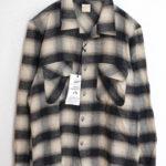 Concho Button 50's SHIRT コンチョボタン チェックシャツ
