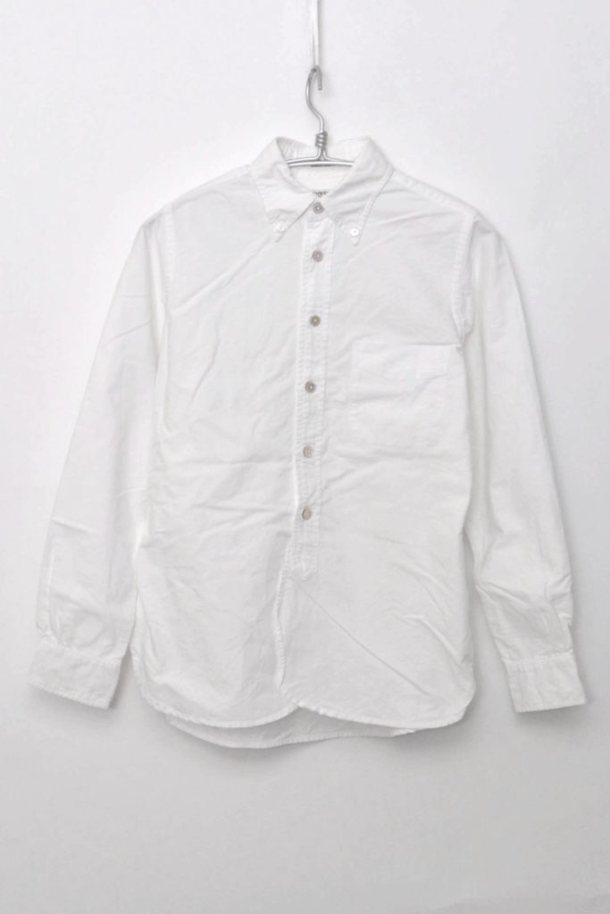 19th B.D Shirt Oxford オックスフォード BDシャツ