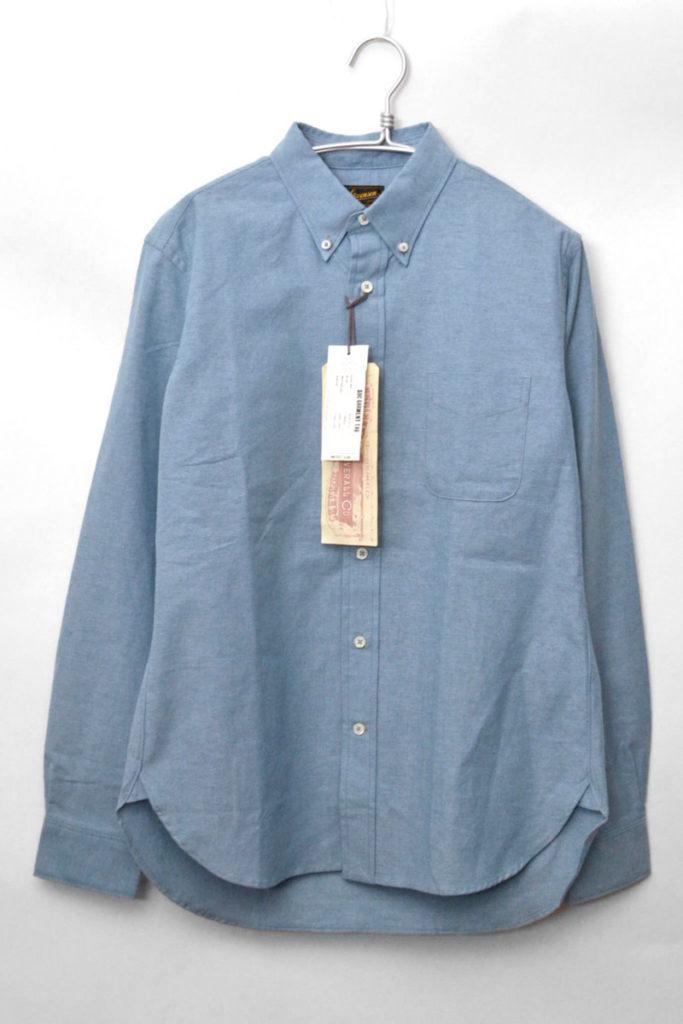 Old Ivy オールドアイビー オックスフォードBDシャツ