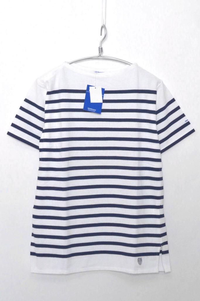 French Sailor S/S T-Shirt ラッセル フレンチセーラー ボートネックTシャツ