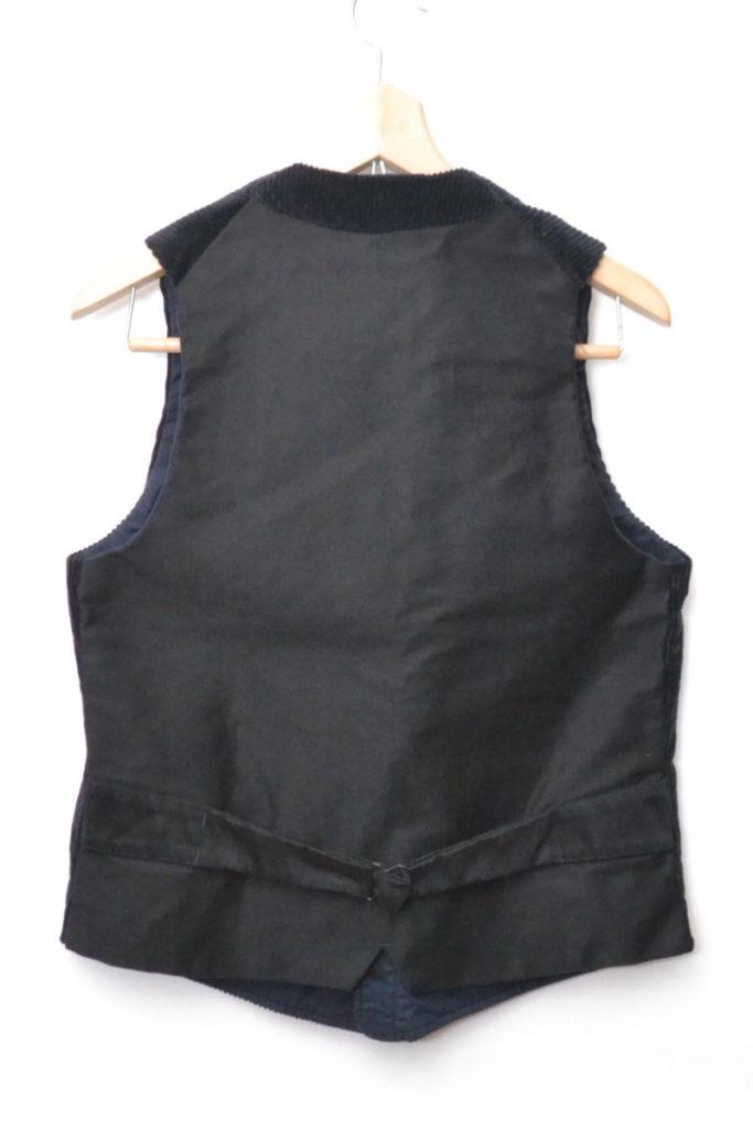 French Gardener Vest ヘビーコーデュロイ モールスキン ベストの買取実績画像