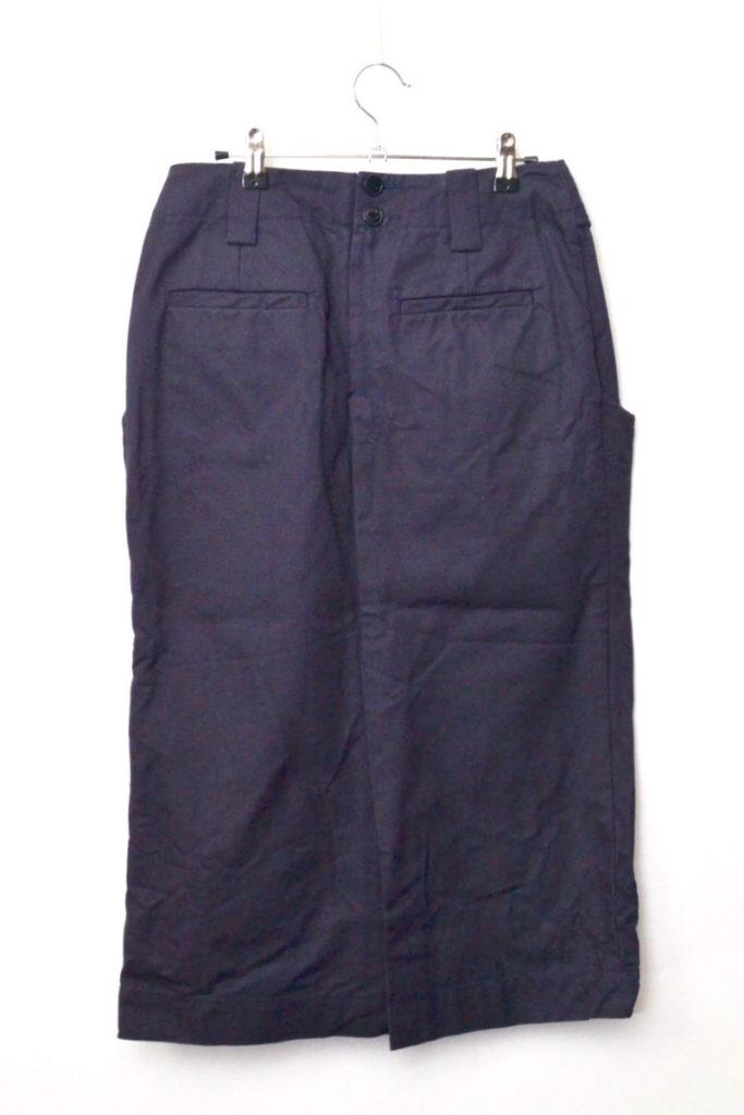 ヘビーキャンバス ロングスカートの買取実績画像