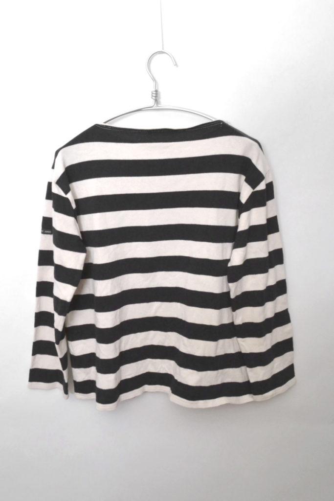 OUESSANT WIDE BORDER ウエッソン ワイドボーダー バスクシャツの買取実績画像