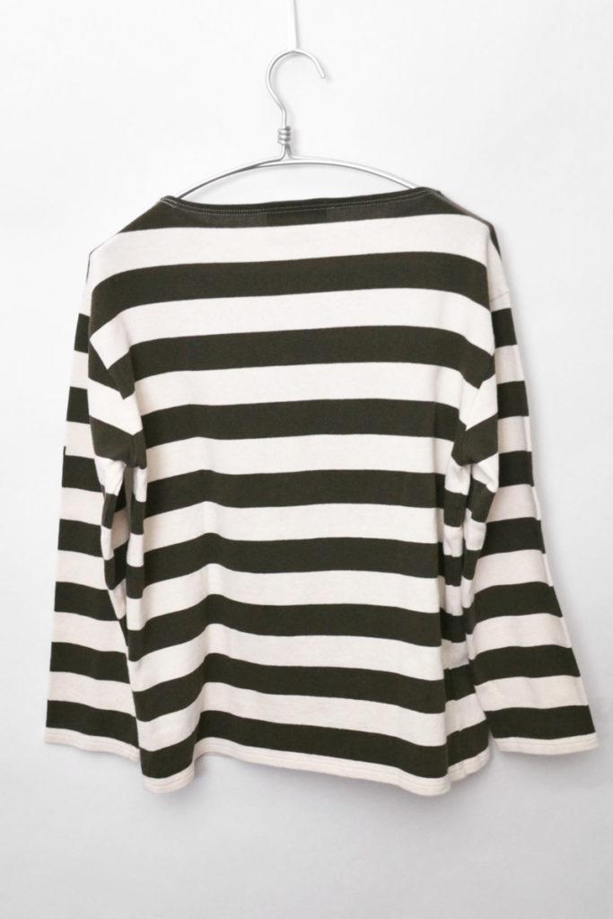 OUESSANT WIDEBORDER ウエッソン ワイドボーダー バスクシャツの買取実績画像