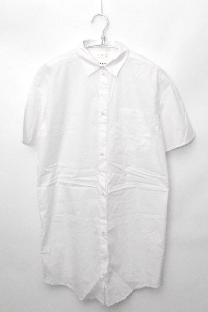 2013SS/ストレッチコットンポプリン 半袖シャツの買取実績画像