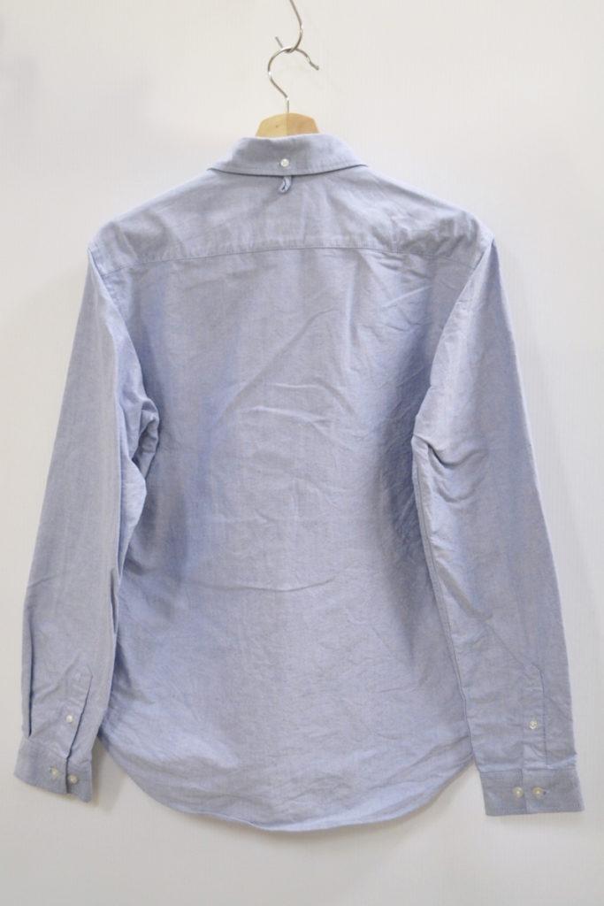 フロントマジックテープ オックスフォード プルオーバーBDシャツの買取実績画像