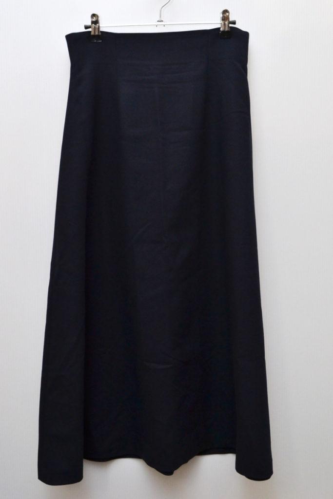 2019SS/コンパクトクロス フレアースカート