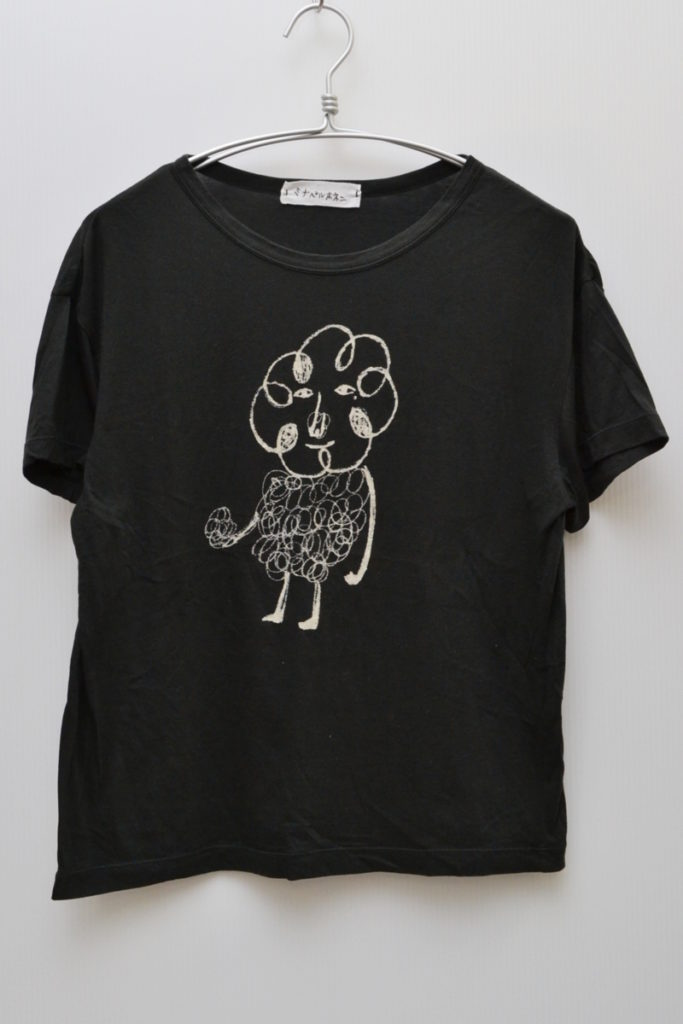 M.share プリントTシャツ