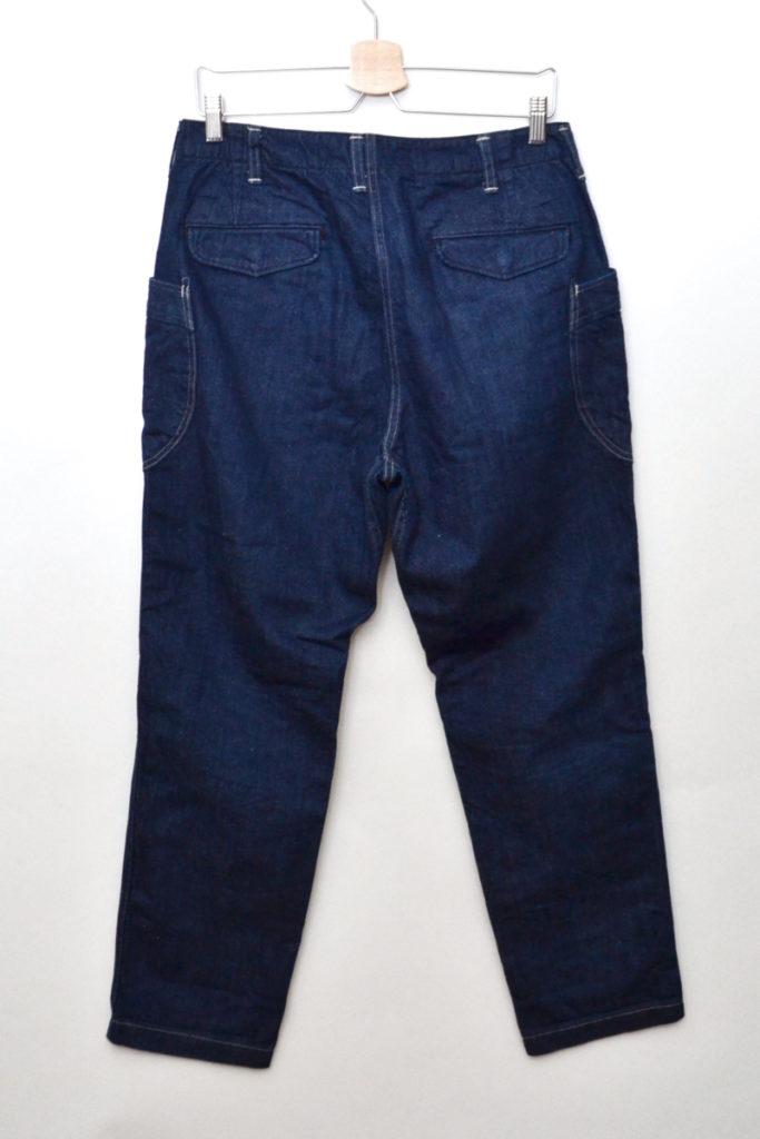 Fatigue Trousers -Denim- ファティーグ デニムパンツの買取実績画像