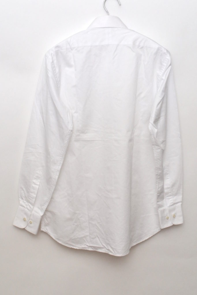 EGYPTIAN COTTON ホリゾンタルカラーシャツの買取実績画像
