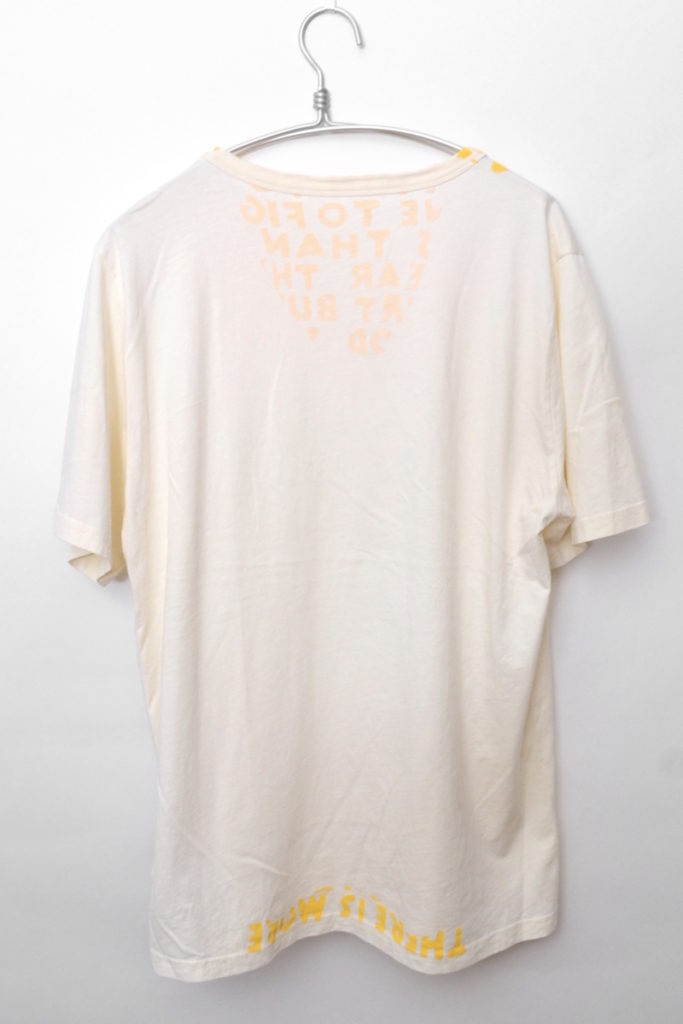 2017ss/エイズTシャツの買取実績画像