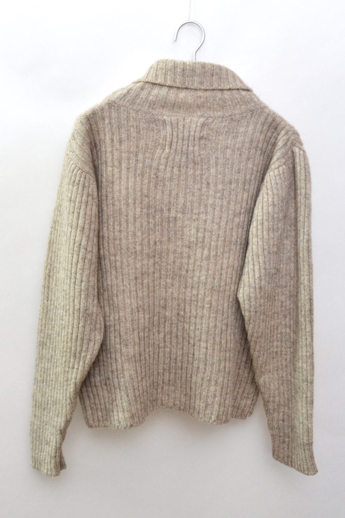 LIMITED EDITION LAWRENCE OATES ROLL NECK SWEATER ロールネック ニットセーターの買取実績画像