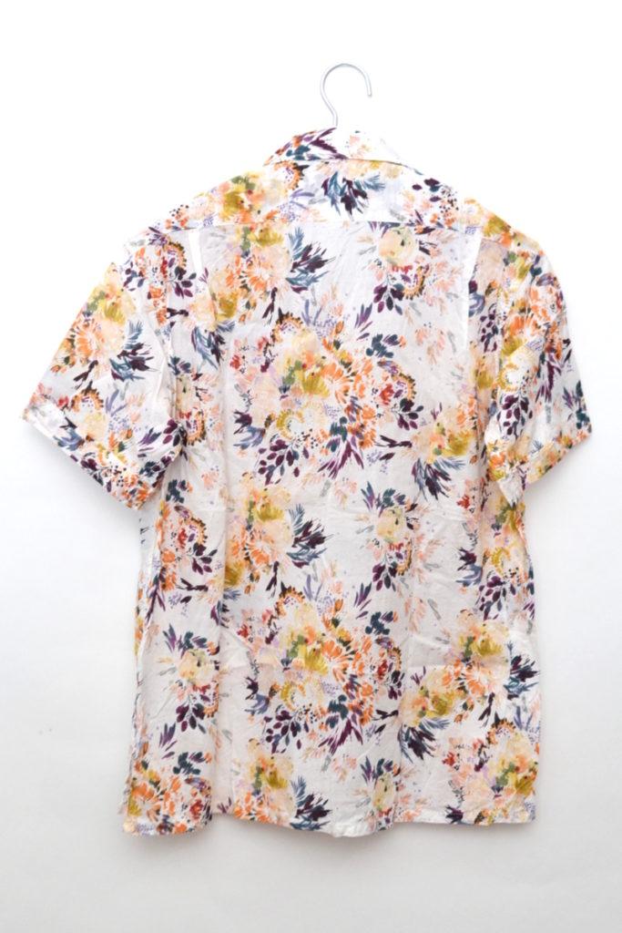 2019ss/ Camp Shirt Botany Printed Lawn/半袖オープンカラーシャツの買取実績画像