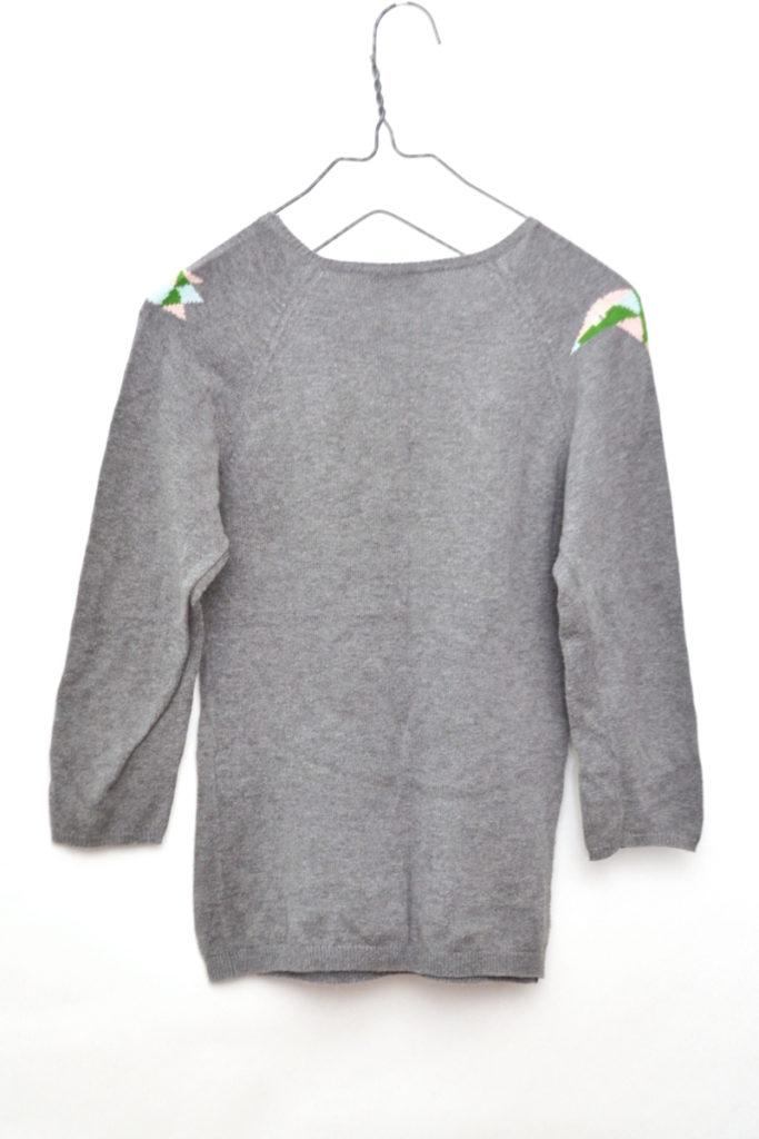 2002ss 初期/ sanpo サンポ クルーネックニットセーターの買取実績画像