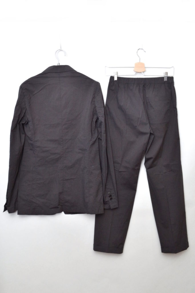 ストレッチ イージージャケット パンツ セットアップ スーツの買取実績画像