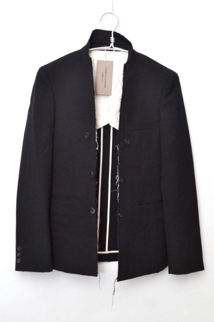 AD2015 16SS/ウールカットオフジャケット