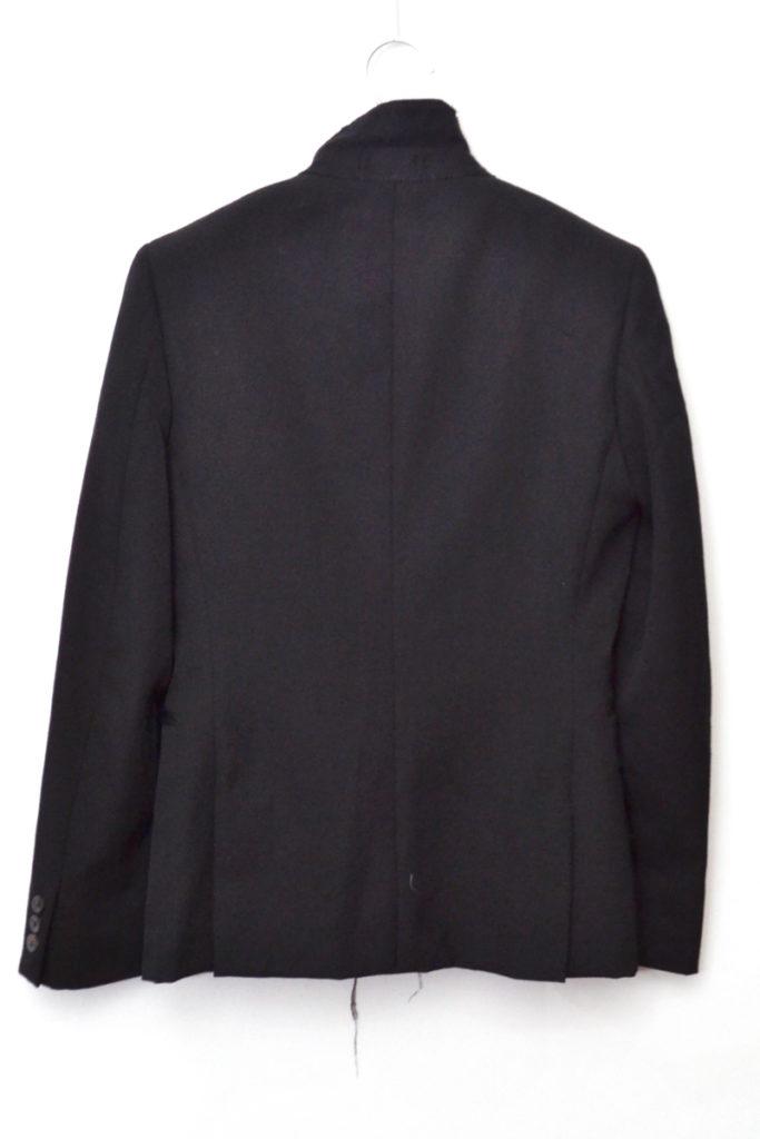 AD2015 16SS/ウールカットオフジャケットの買取実績画像
