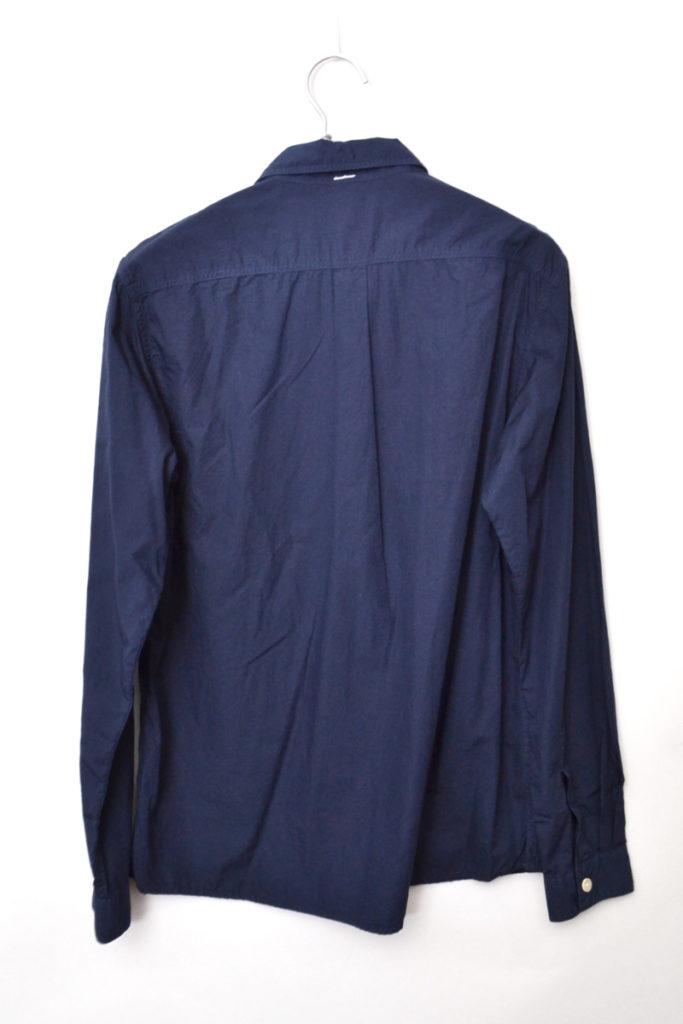 コットンポプリン チンストラップ ワークシャツの買取実績画像