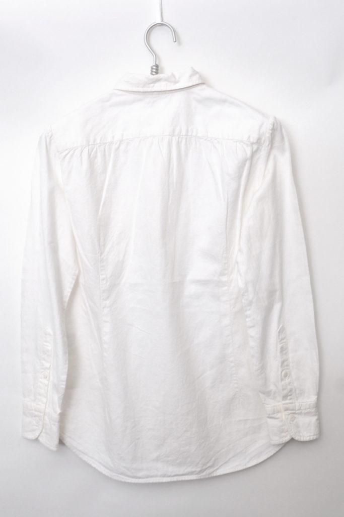 コットンオックスフォード 長袖シャツの買取実績画像
