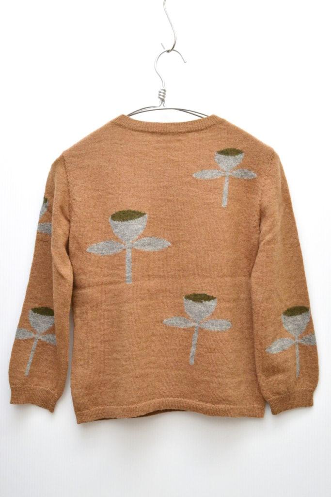 初期 angel エンジェル アルパカ カシミヤ混紡 ニットセーターの買取実績画像