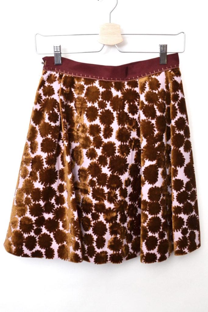 good news! パイル装飾 スカートの買取実績画像