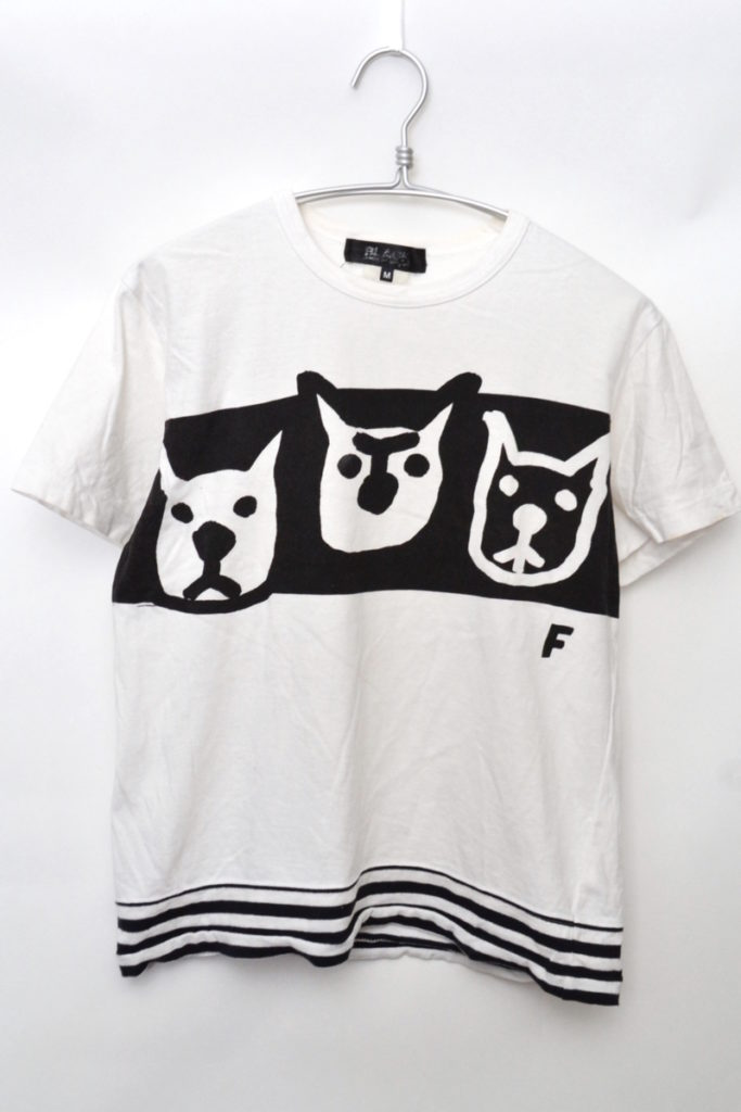 2013AW/ 犬プリント Tシャツ