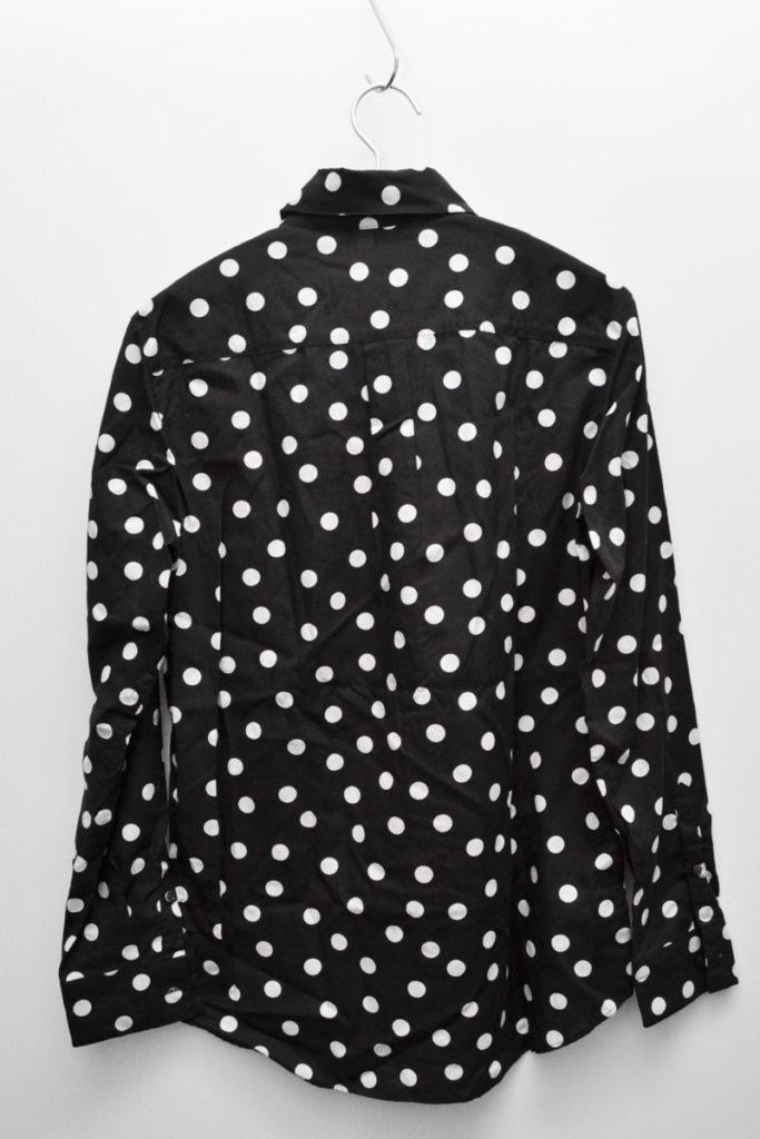 レクセルコットンブロードドットPtレギュラーカラーシャツの買取実績画像