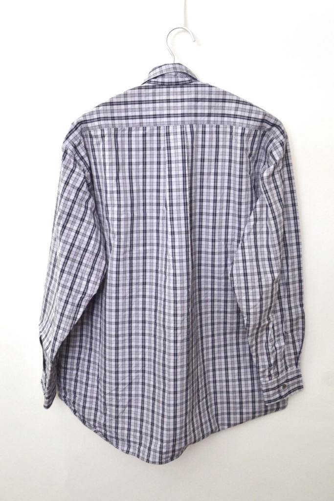 AD1997/チェック ビッグシャツの買取実績画像