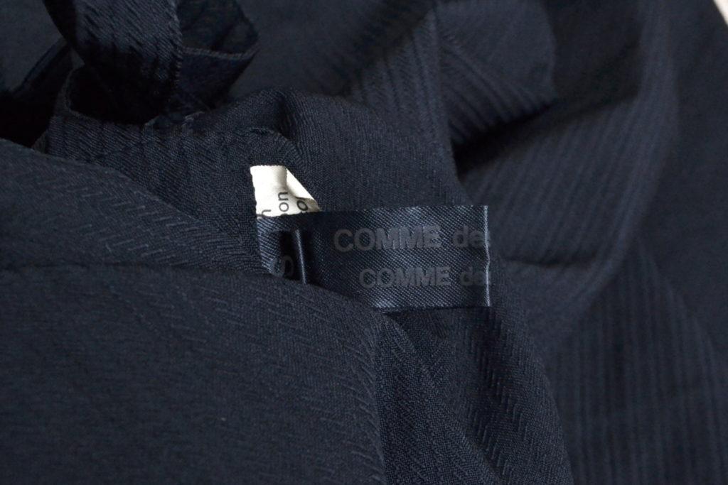 AD2018 19SS/ ポリエステル製品染 羽織 ロングジャケットの買取実績画像