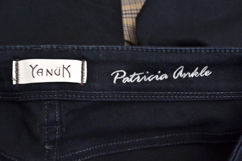 Patricia Ankle パトリシア アンクル丈 ストレッチデニムパンツの買取実績画像