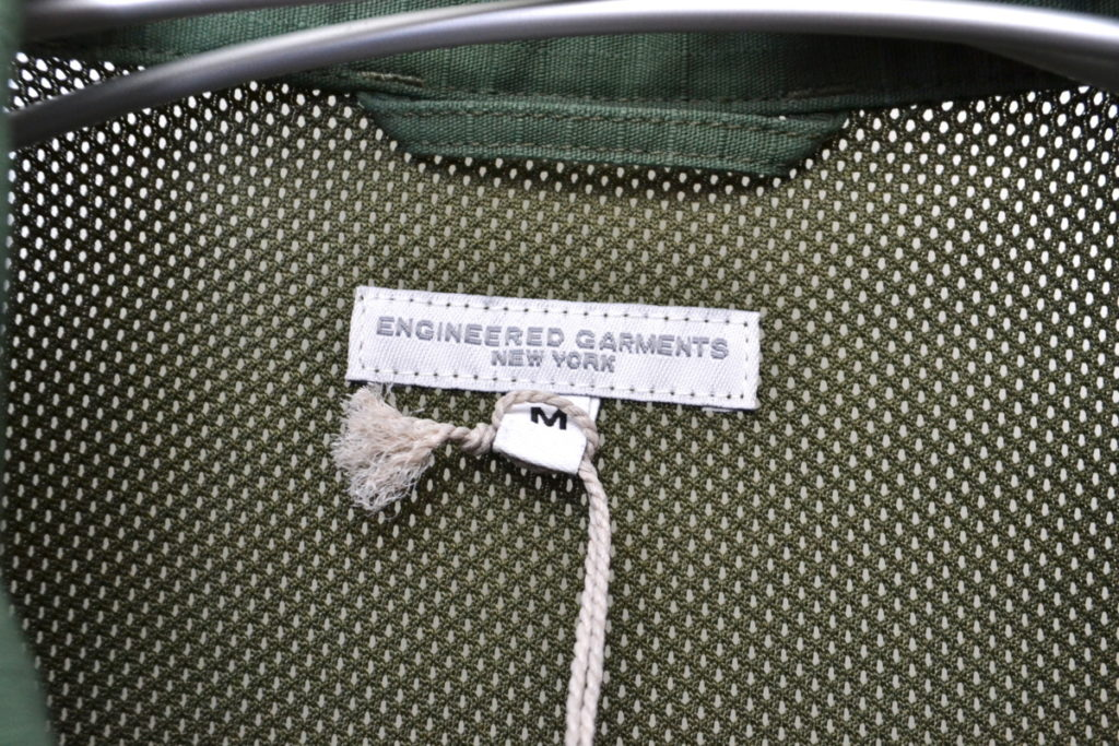 FIELD VEST Cotton Ripstop フィールドベストの買取実績画像