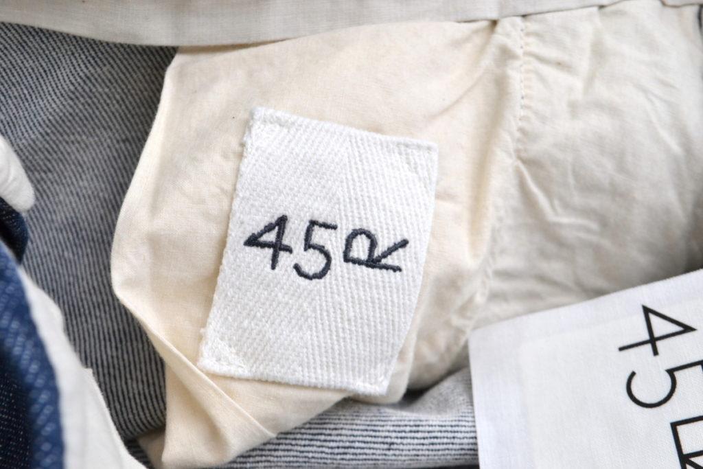 ウエストゴム ストレッチデニムパンツの買取実績画像